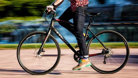 Fitness kerékpár teszt