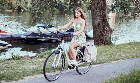 Kerékpárutak fejlesztése