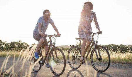 trekking vagy cross kerékpárt