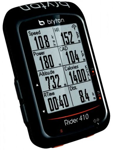 Bryton Rider 410 E GPS