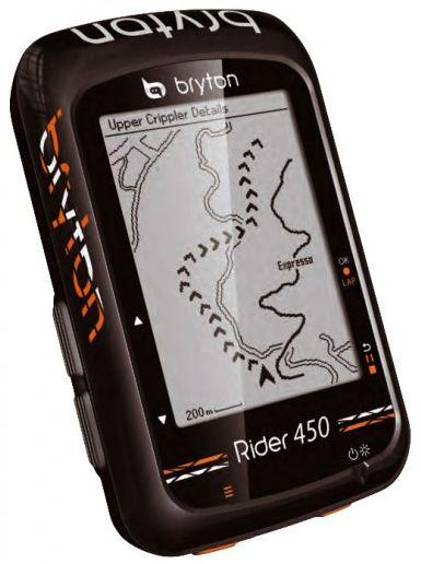 Bryton Rider 450 e gps