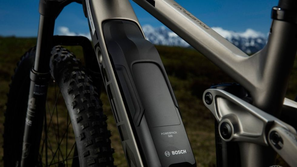 E-Fulli kerékpárok 2020, E-BIke, Powerfly FS, Xduro
