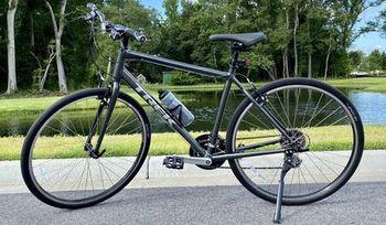 Trek FX 1 kerékpár teszt