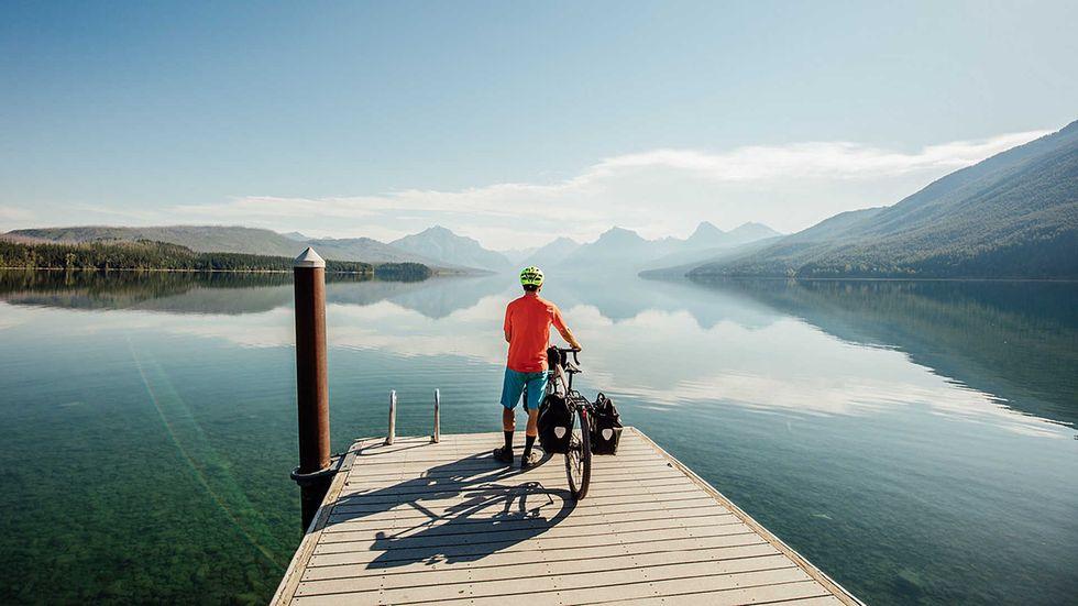 Adventure kerékpár