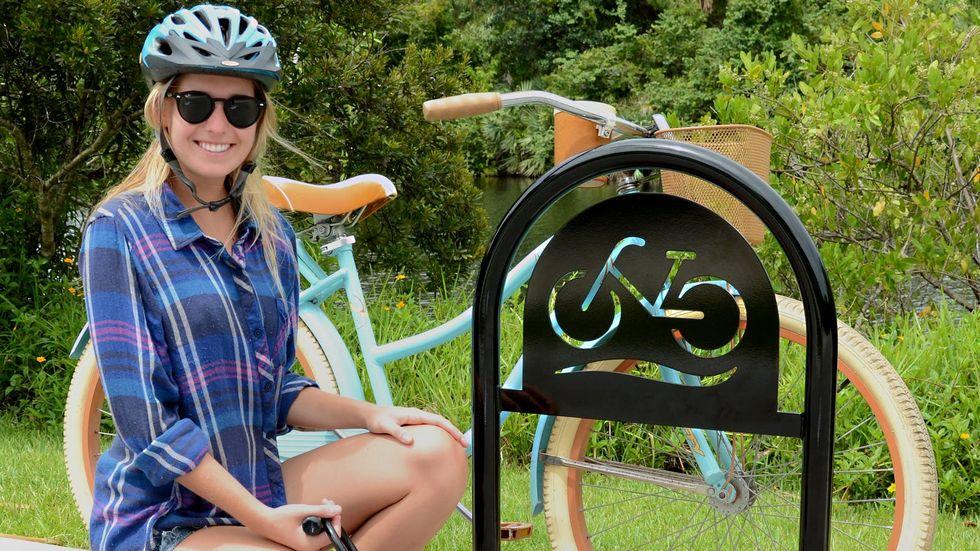 Sodrony lakat kerékpárhoz