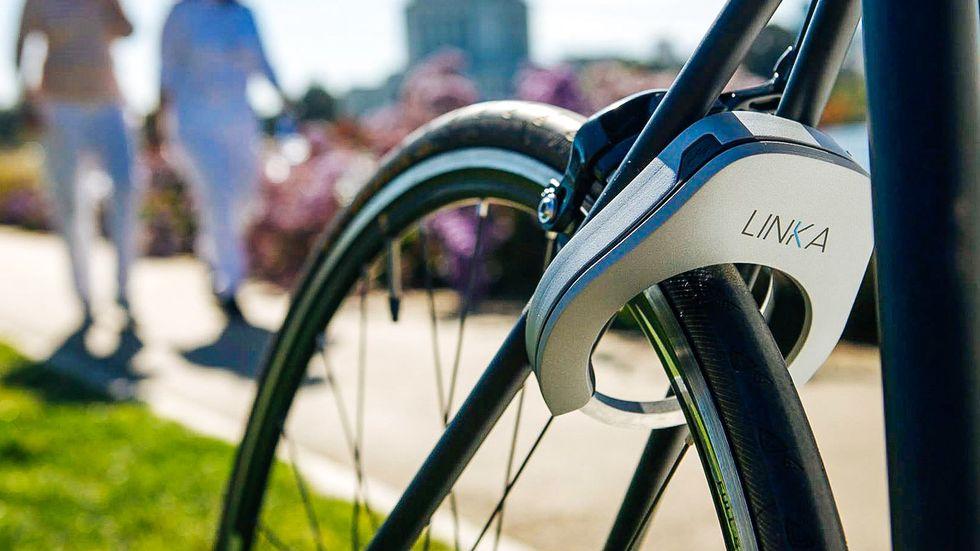 Kerékpár Lakatok