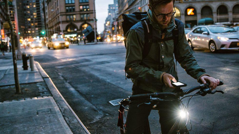 Telefontartók kerékpárra