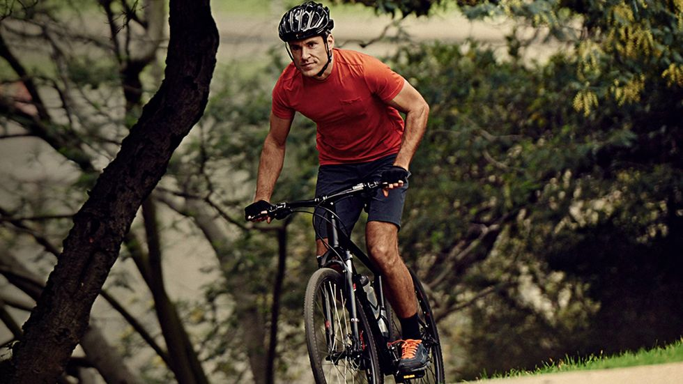 férfi cross kerékpár Rock Machine