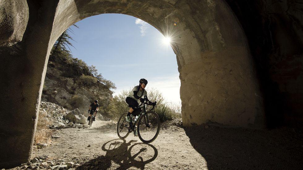 Gravel kerékpár