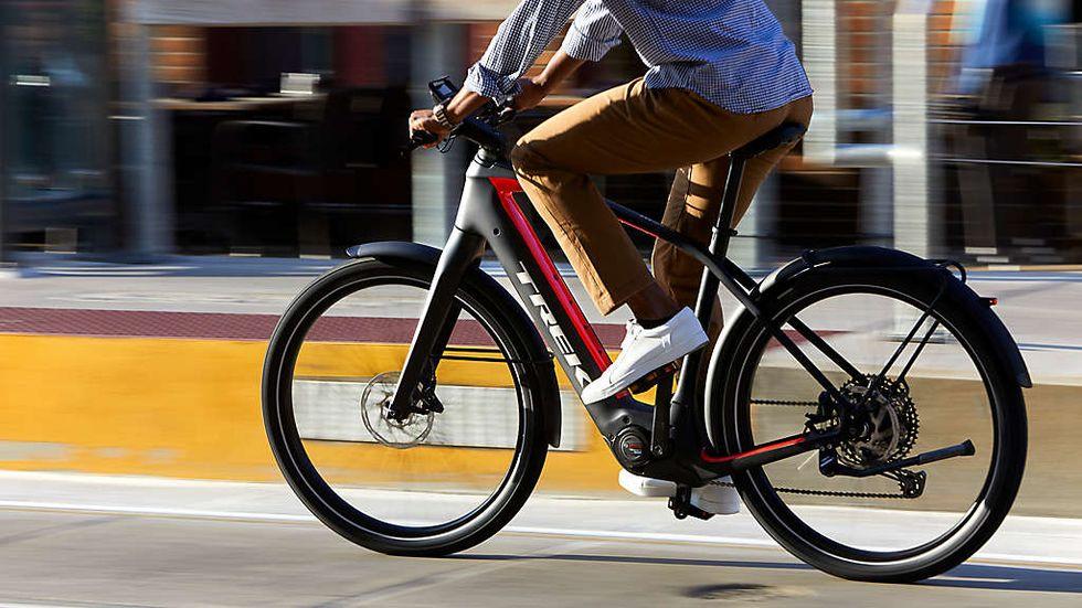 Elektromos Trekking,  Dual sport kerékpárok, E-Bike 2020