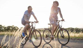 Trekking kerékpárok tesztje