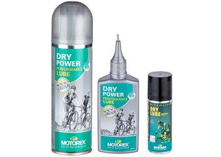 motorex dry power láncolaj