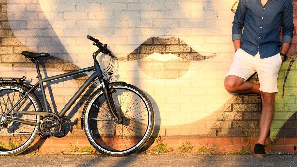 Winora trekking kerékpárok