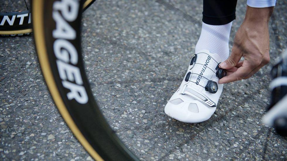 Országúti kerékpáros férfi cipők