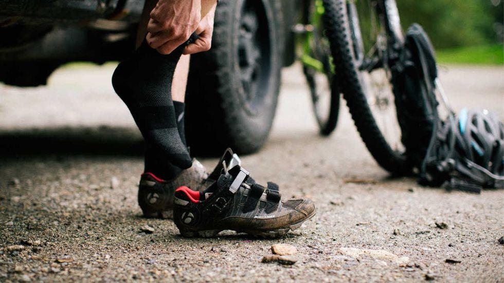 Férfi kerékpáros cipők Nyíregyháza
