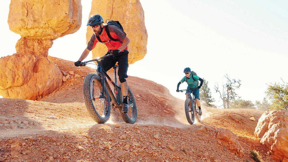 Dirt, Trail