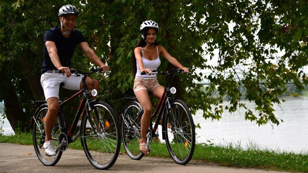 City/trekking kerékpárok