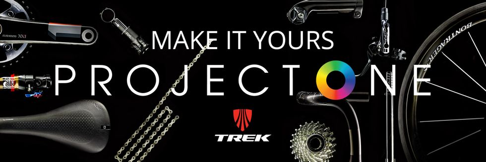Trek Project One