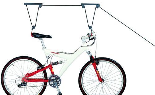 Mennyezeti kerékpárrögzítő