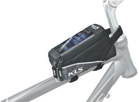 Váztáska telefontartóval kerékpárra
