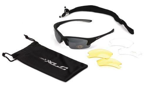 napszemüveg kerékpáros xlc